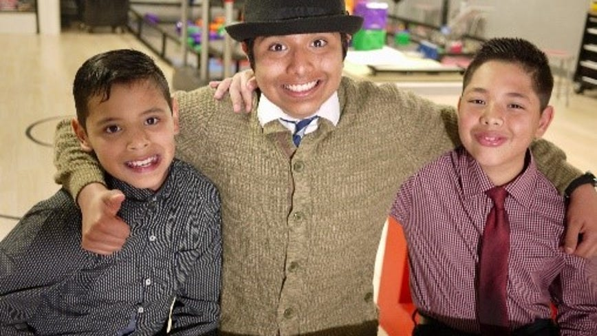 Wednesday's Child: Sweet siblings Mario, Emiliano, and Ivan looking for a permanent loving family