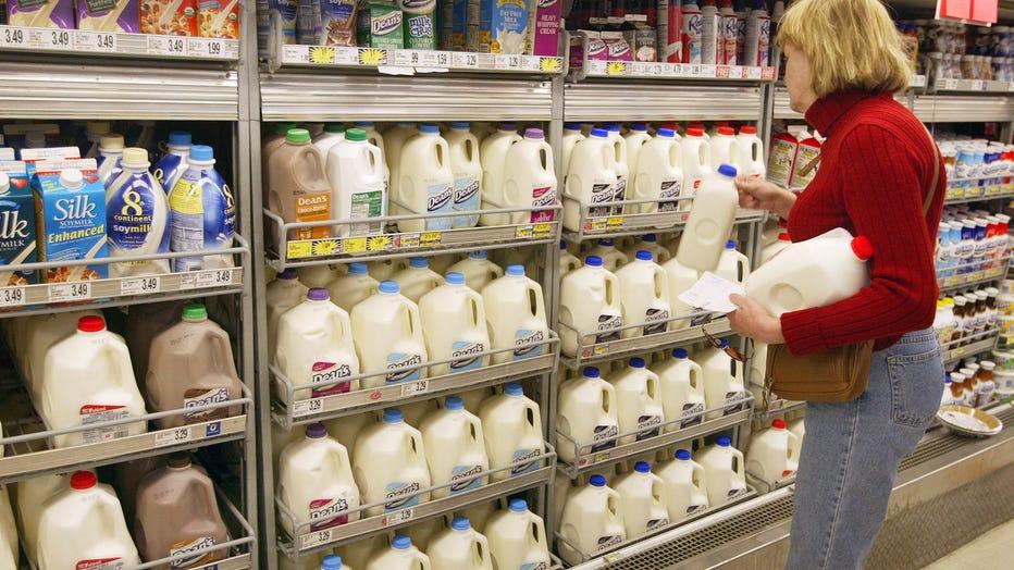 Milk Prices Set To Rise Sharply