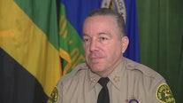Sheriff Villanueva ousted as as head of emergency operations amid coronavirus pandemic