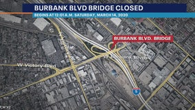 Full closure of 5 Freeway in Burbank expected in the 'near future'