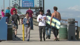 Some SoCal beaches closed by officials to deter crows amid coronavirus outbreak