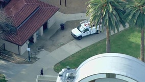 Dead infant found in bathroom stall at park in Pasadena