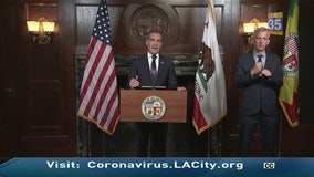 Garcetti plans to bring 6,000 beds in weeks for homeless amid coronavirus