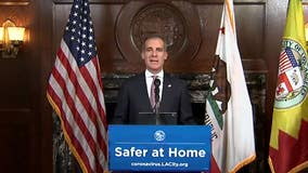 Protesters set to descend on Mayor Garcetti's residence for fifth consecutive day
