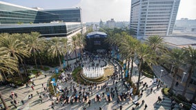 Anaheim officials shut down convention center through end of month