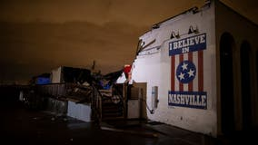 24 dead, 38 still unaccounted for after tornadoes rip through central Tennessee