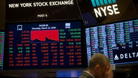 Dow dives nearly 3,000 points on fears virus will cause recession