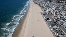 All LA County beaches closed to public effective immediately to curb spread of COVID-19
