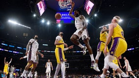 Lakers to get coronavirus tests after 4 Nets get COVID-19