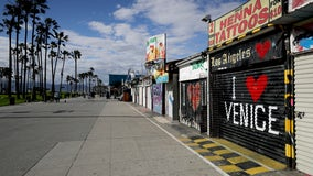 Crime drops as Angelenos stay home during coronavirus pandemic