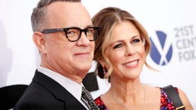 Tom Hanks, Rita Wilson return to L.A. after being hospitalized for COVID-19 in Australia