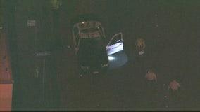 Sheriff's deputy strikes pedestrian with patrol car