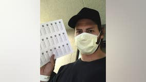West Hollywood man tests positive for coronavirus speaks out about his experience to warn others