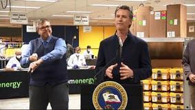 California virus death toll surpasses 100; infections surge