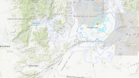 Preliminary 3.5-magnitude quake strikes Ridgecrest area Friday morning