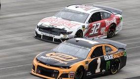 NASCAR season postponed through May 3 due to coronavirus concerns