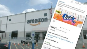 Amazon fights coronavirus price-gouging, suspends 3,900 accounts