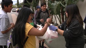LA Dream Center providing meals for families in need during coronavirus pandemic
