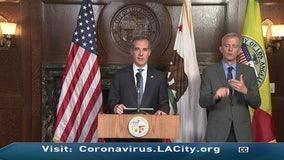 Garcetti raises LA's emergency status to highest level