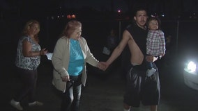 Dozens of families displaced, given only 4 days to move out of San Bernardino apartment complex