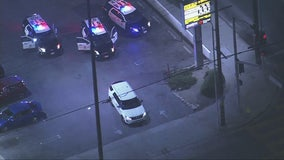 Suspect steals Metro SUV, leads LAPD on pursuit and standoff