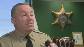 8 deputies involved in taking unauthorized photos of Kobe crash scene, Sheriff Villanueva says