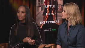 'Little Fires Everywhere' stars open up about coronavirus concerns