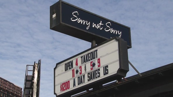 West L.A. restaurant owner hoping to stay afloat amid coronavirus pandemic