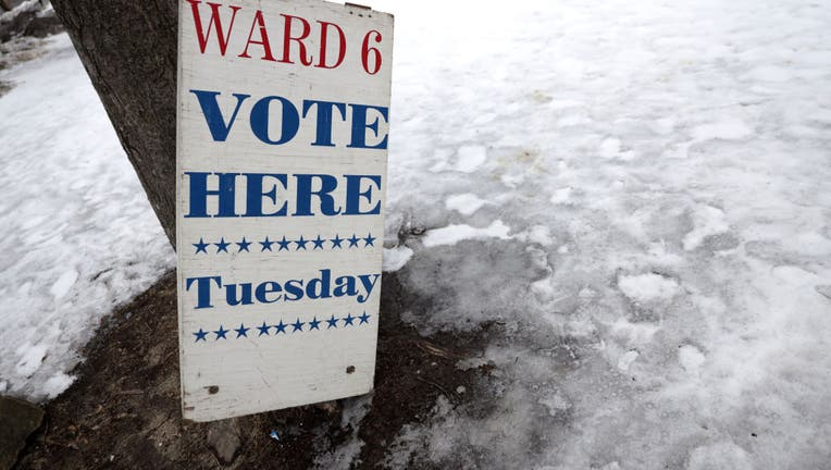 Vermont Voters Prepare To Vote In Super Tuesday Primary