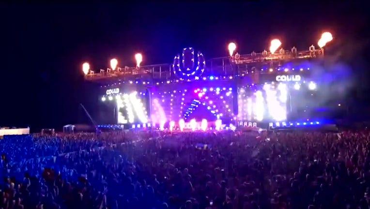 Ultra Music Festival Miami WSVN