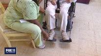 Nursing home warning