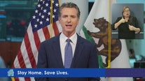 Gov. Gavin Newsom announces Google will provide Chromebooks to students to continue distance learning