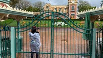 Disneyland offers options for unused tickets during park closure