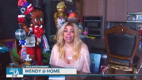 Hot Topics from Home! Wendy Williams on Good Day LA