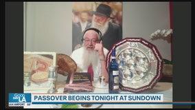 Rabbi Chaim Mentz discusses celebrating Passover during the coronavirus pandemic
