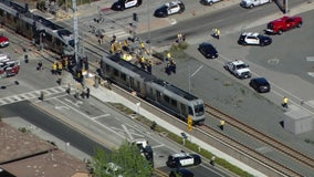 Two killed after being struck by Metro train in Monrovia