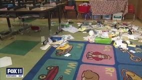 Eleven classrooms vandalized in Compton USD