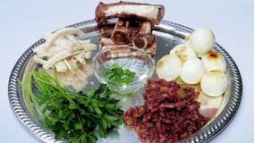 Spago celebrates charity Seder in coronavirus era