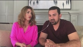 Former Dodger Adrian Gonzalez and wife discuss reason for early self-quarantine