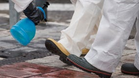 CDC study suggests coronavirus can travel 13 feet in air and live on shoes