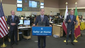 Garcetti announces free COVID-19 testing for construction workers, deal with Honeywell to purchase 24M N95 masks