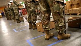 50 National Guard members to provide humanitarian aid to Long Beach