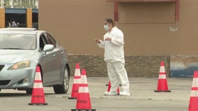 City of Carson offers free drive-thru coronavirus testing for all residents