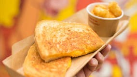 Disney shares grilled cheese sandwich recipe from Toy Story Land