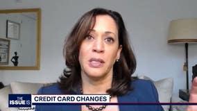 Senator Kamala Harris calls for suspension of credit card penalties and fees during coronavirus crisis