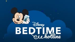 Goodnight, Mickey! Disney re-launches their Bedtime Hotline for kids
