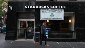 Starbucks to reopen 90% of US stores by June in 'carefully planned stages,' according to report