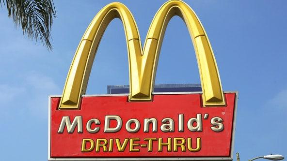 McDonald's workers in Crenshaw strike for second day over coronavirus