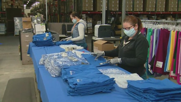 Heroes Among Us: Barco Uniforms to donate scrubs to healthcare workers during coronavirus crisis