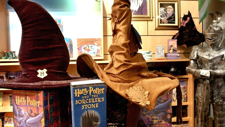 Harry Potter Merchandise For New Book